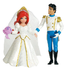 disney princess fairytale wedding ariel prince