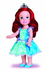 disney princess toddler doll ariel measures