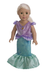little adventures mermaid princess dress doll