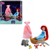 disney ariel little mermaid playset mini