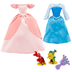 disney princess ariel doll wardrobe friends