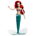 disney princess ariel doll beautiful glitter