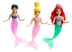 disney princess ariel sisters playset doll