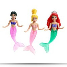 Buy Disney Princess Ariel And Her Sisters