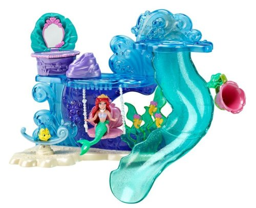 Compare Disney Princess Ariel S Bath Time Playset Vs