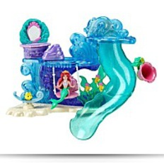 Disney Princess Ariels Bath Time Playset