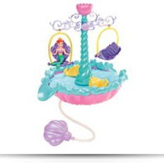 Buy Disney Princess Ariels Floating Fountain