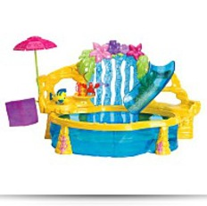 Disney Princess Ariels Pool Party Playset
