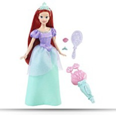 Buy Disney Princess Sparkle And Style Ariel