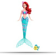 Buy Disney Princess Water Show Ariel Fashion