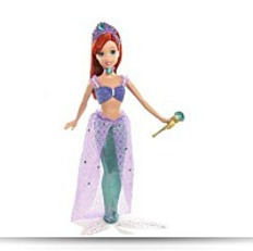 Disney Sparkle Gem Princess Ariel