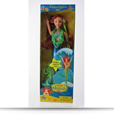 Disney The Little Mermaid Tropical Splash