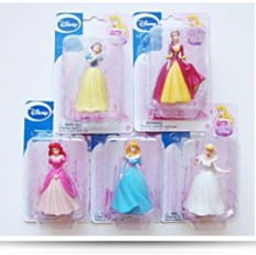 Individual Princesses In Ballroom Gowns