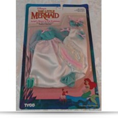 Buy Little Mermaid Ariels Dressn Fin