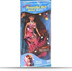 Specials Little Mermaid Calypso Beautiful Hair