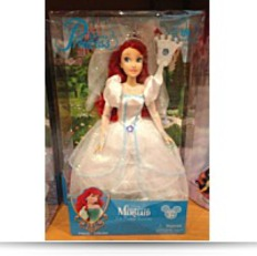 Buy Park Ariel Little Mermaid Wedding Bride