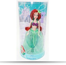 Parks Little Mermaid Ariel 12 Barbie