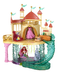 disney princess little mermaid castle playset