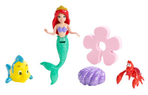 Disney Princess Ariel's Deluxe Bath Bag