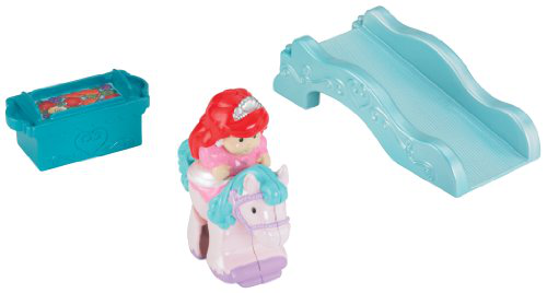 Little People Disney Klip Klop Ariel