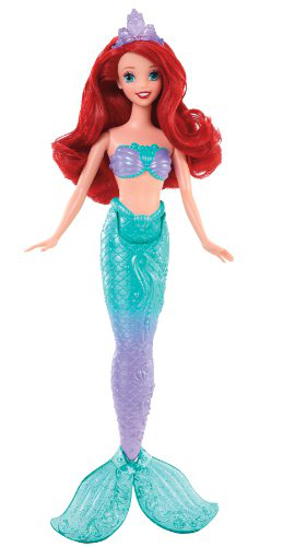 Disney Princess Swimming Mermaid Ariel