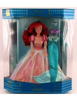 Exclusive Classic Ariel Doll With Mermaid